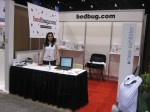 bed bug proof mattress covers, bedbug.com securesleep @ home and housewares show
